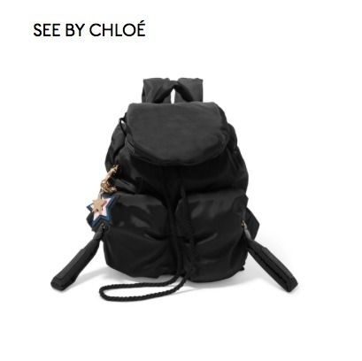 See by Chloe バックパック・リュック 国内発送 ナイロンバックパック See by Chloe