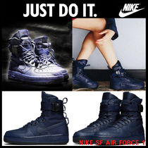 ★韓国の人気★NIKE★NIKE SF AF1 Air Force 1 in Binary Blue★