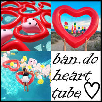 人気新商品★ban.do jumbo heart inner tube