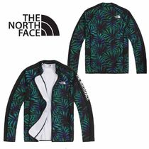 THE NORTH FACE〜W'S TACOMA ZIP-UP RASHGUARD ラッシュガード