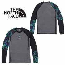 THE NORTH FACE〜W'S AMITO RASHGUARD ブラトップ・ラッシュ