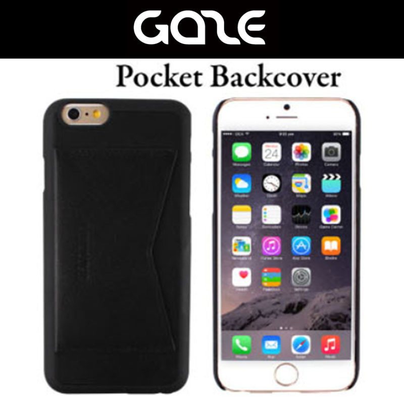 GAZE★Pocket Back Cover ケース-iphone 6