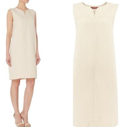 * Max Mara Fiacre simple A line elegant dress