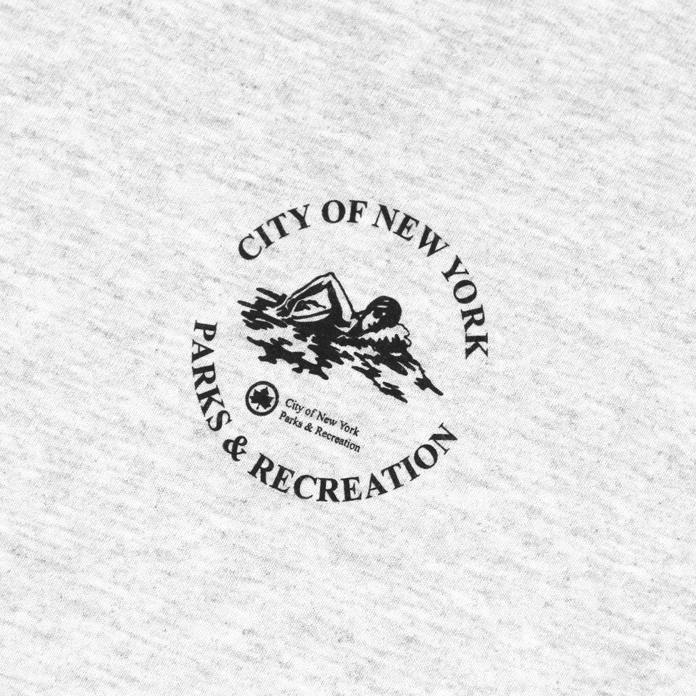 17SS お早めに☆ONLY NY☆NYC Parks Pool T-Shirt