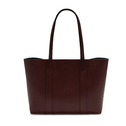 Mulberry トートバッグ 英国発☆Mulberry☆新作☆Bayswater トート☆ポーチ付き(13)