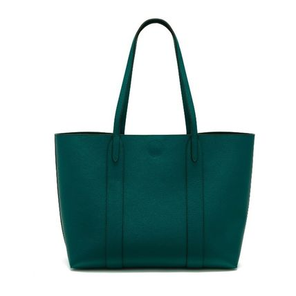 Mulberry トートバッグ 英国発☆Mulberry☆新作☆Bayswater トート☆ポーチ付き(3)
