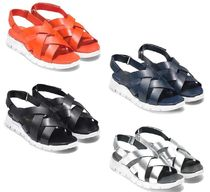 <SALE>4色 COLE HAAN Women's ZEROGRAND Criss Cross Sandal