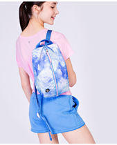 ivivva athletica(イヴィヴァ アスレティカ) キッズバッグ・財布その他 【 Pack For Play Backpack 】★ aquamarine/harbor blue