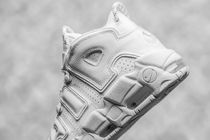 "[NIKE]Air More Uptempo ""Triple White""【送料込】"