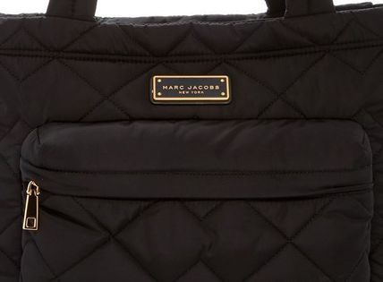 MARC JACOBS マザーズバッグ 新作!MARC JACOBS ナイロンマザーズバッグ オムツ替えシート付(7)