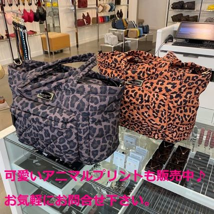 MARC JACOBS マザーズバッグ 新作!MARC JACOBS ナイロンマザーズバッグ オムツ替えシート付(14)