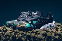 "★UNISEX★[atmos x PUMA]DISC BLAZE ""NIGHT JUNGLE""【送料込】"