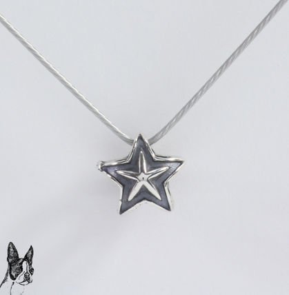 ☆★ Cody Sanderson ★☆ Tiny Star Necklace on Wire
