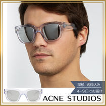 【関税込】ACNE STUDIOS★Square mirrored acetate サングラス