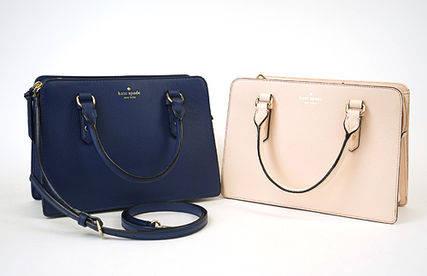 3-5 days at kate spade Mulberry Street Lise 2 bag
