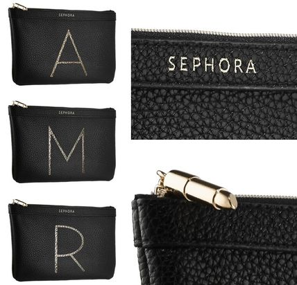 *SEPHORA*イニシャルポーチ The Jetsetter:Personalized Pouch