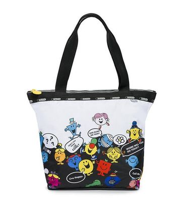 【注目コラボ】レスポxThe Mr. Men Little Miss Hailey Tote