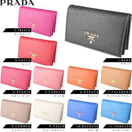 authentic guarantee Italy from PRADA card holder cardholder