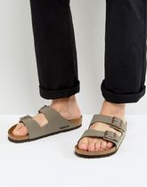 足元大事! 気持ちよく Birkenstock Arizona Sandals in