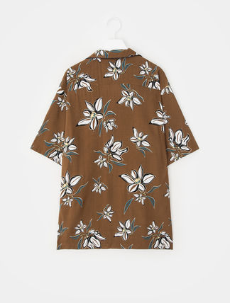 8 SECONDS ブラウス・シャツ GD着用!!【8SECONDS】Flower Pajama Shirt GD Collaboration(2)