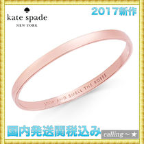 セレブ愛用者多数☆kate spade new york☆Idiom Bracelet