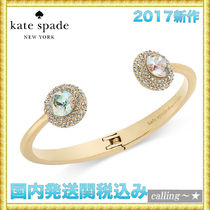 セレブ愛用者多数☆kate spade new york☆Crystal Bracelet