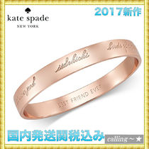 セレブ愛用者多数☆kate spade new york☆Bangle Bracelet