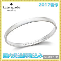 セレブ愛用者多数☆kate spade new york☆MessageBangleBracelet