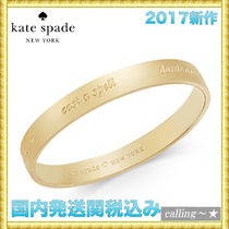 セレブ愛用者多数☆kate spade new york☆Magic Idiom Bracelet