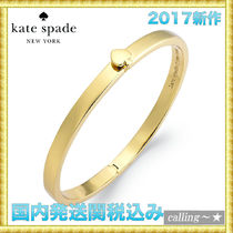 セレブ愛用者多数☆kate spade new york☆Thin Bangle Bracelet