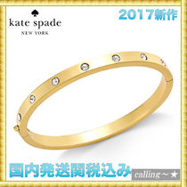 セレブ愛用者多数kate spade new york☆PolishedBangleBracelet