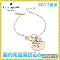 セレブ愛用者多数☆kate spade new york☆Tie-The-Knot Bracelet