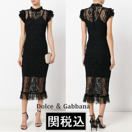 Dolce Gabbana lace dress