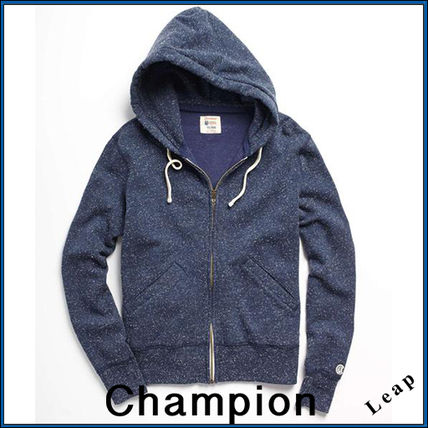 Champion popular Todd Snyder collaboration ZIP parka Navy ▲