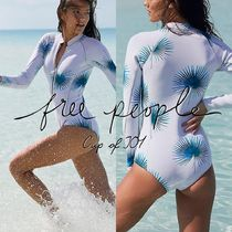 Free People(フリーピープル) サーフィンその他 【新作 水着】Queens Cheeky One Piece Swimsuit