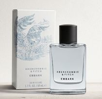 Abercrombie & Fitch(アバクロ) フレグランス ★アバクロ★  A&F EMBARK COLOGNE 50ml