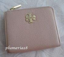 sale!Tory Burch-MERCER HALF ZIP CARD CASE