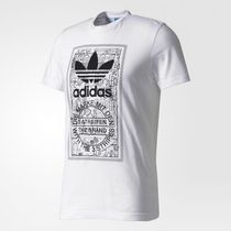 [adidas][Men's Originals]正規品 TONGUE LABEL TEE BP8988
