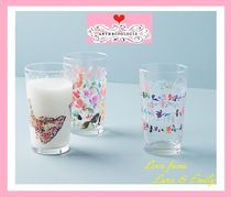 17SS☆最安値保証*関送込【Anthro】Jubilation Juice Glass 2点