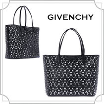 関税込☆Antigona leather shopping bag with〜☆黒☆GIVENCHY