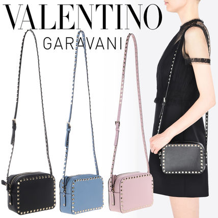 VALENTINO rock studded cross-body Bag of Super VIP discount