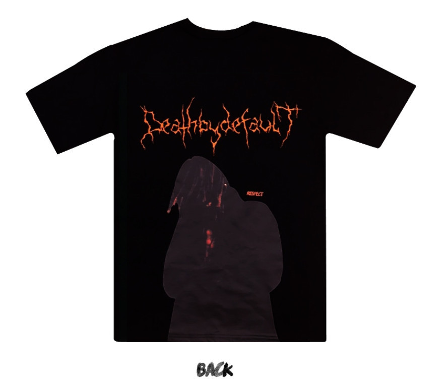 ☆RESPECT☆ [500g] RESPECT X HUDSON DEATH BY DEFAULT TEE