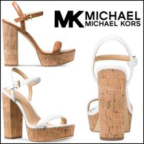 【紗栄子さん愛用】Michael Kors Dallas Platform Sandals