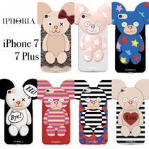 【国内発送】IPHORIA Teddy iPhone 7&7 Plus★New♪♪
