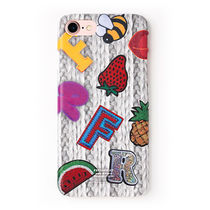 ◆Fresh Fruit◆FRFR PATCH IVORY phone case