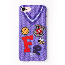 ◆Fresh Fruit◆ FRFR KNIT BLUE phone case