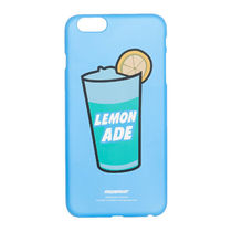 ◆Fresh Fruit◆ LEMONADE BLUE I PHONE6/6+ CASE