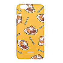 ◆Fresh Fruit◆ HONEYBREADPATTERN MUSTARD I PHONE6/6+ CASE