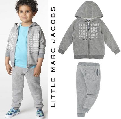 Little Marc Jacobs☆ロゴセットアップ(2~14歳)グレー・2017SS