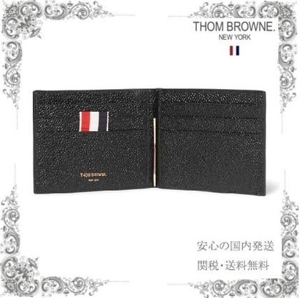 Thom wallet mens THOM BROWNE money clip
